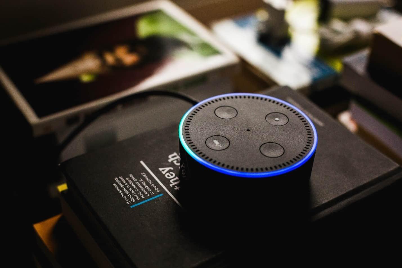Amazon Alexa Echo Dot slimme luidspreker