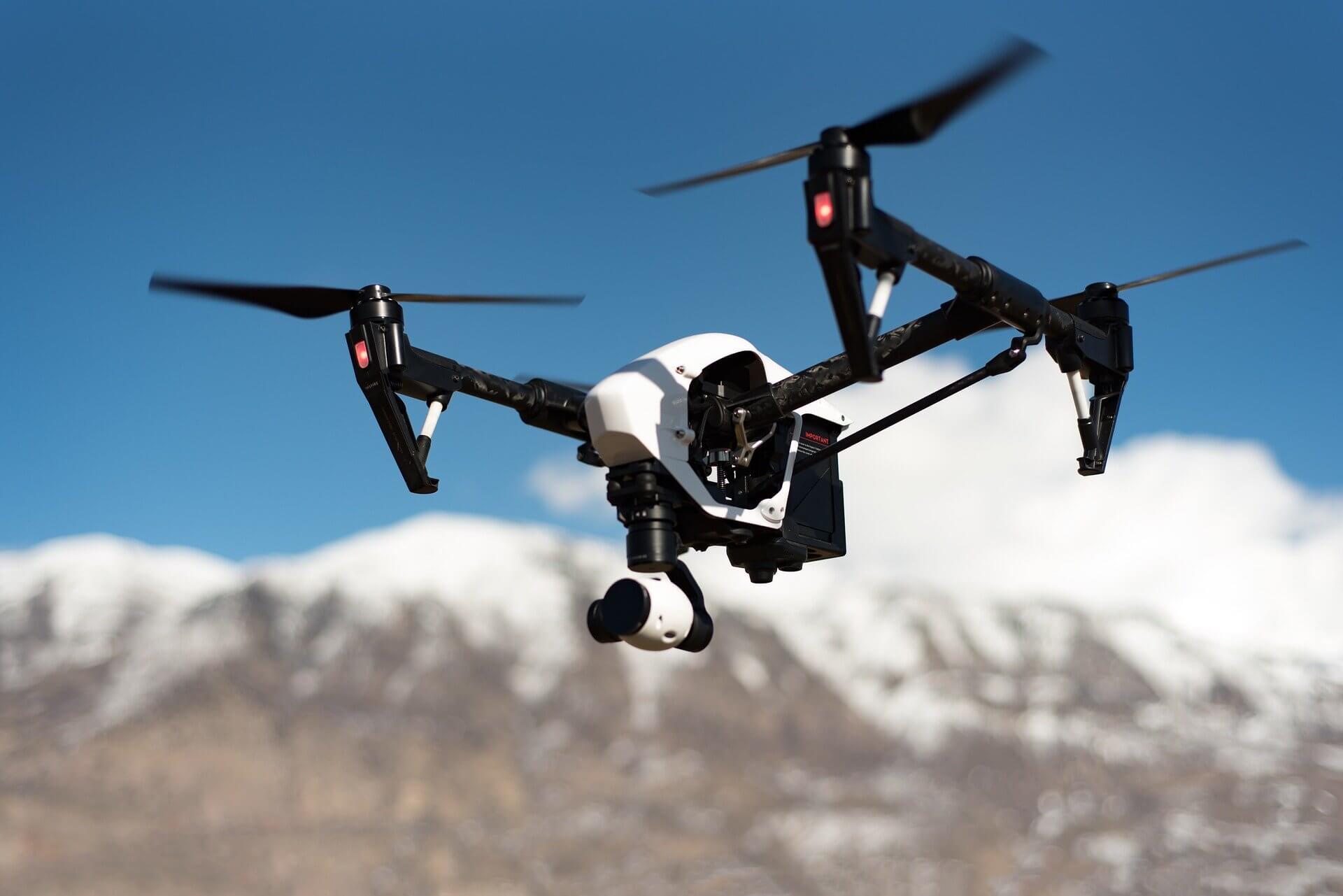 hoe drones je privacy bedreigen