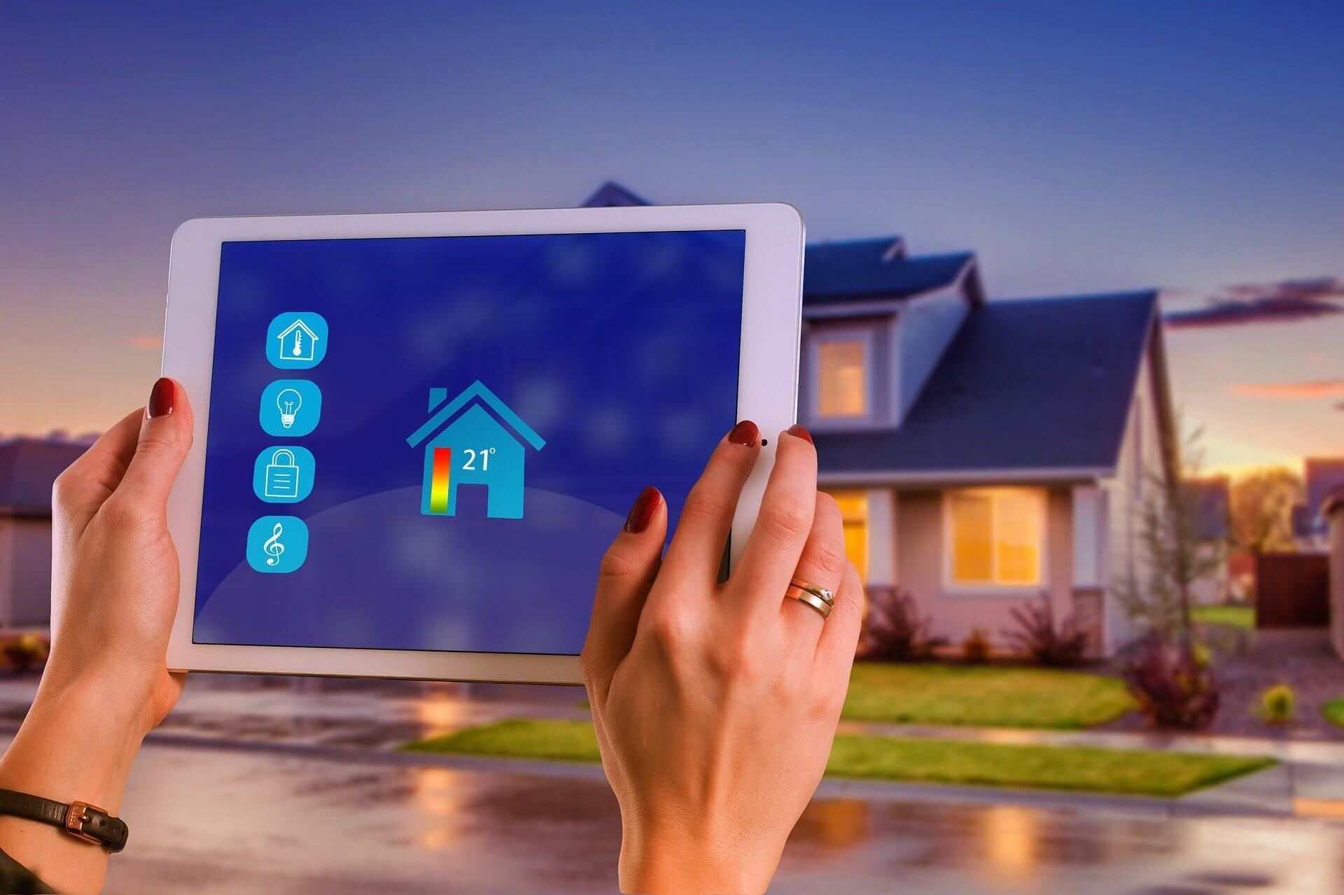 hoe houd je jouw smart home veilig