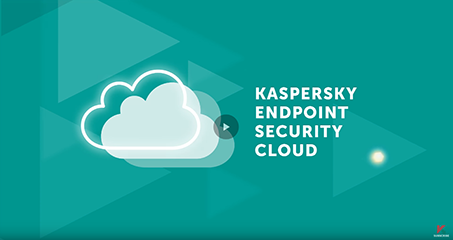 KASPERSKY ENDPOINT SECURITY CLOUD: IN EEN OOGWENK GEÏNSTALLEERD