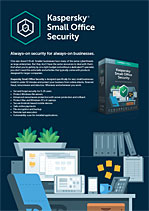 KASPERSKY SMALL OFFICE SECURITY - Datasheet